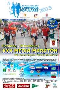 Cartel Media Maratón 2015